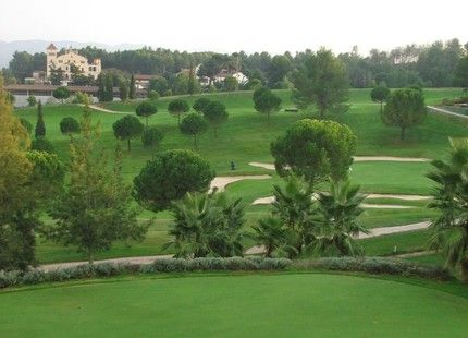 Masia Bach Golf Course