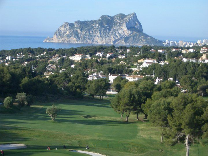 Ifach Golf Course