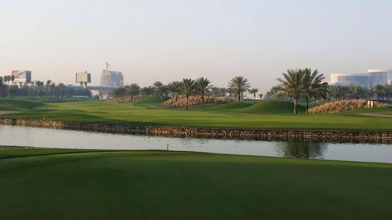 Dubai Creek Golf Course