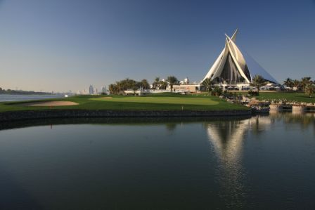Emirates Golf Club - Faldo Course