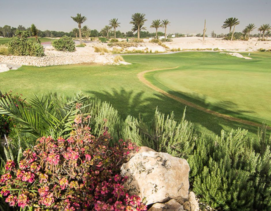 Doha Golf Club Academy Course