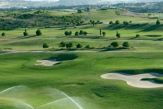 Real de Faula Golf Club - Sur Executive