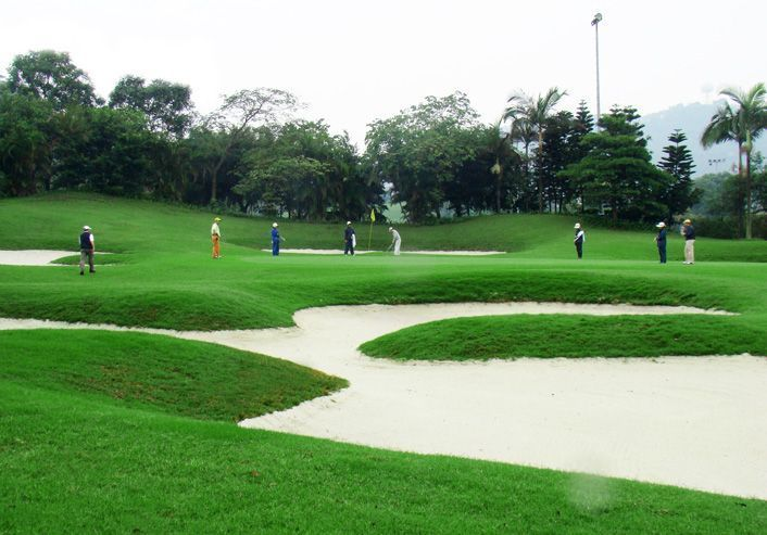 Shenzhen CITIC Green Golf