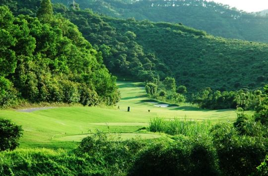 Shenzhen Jiulong Hills Golf