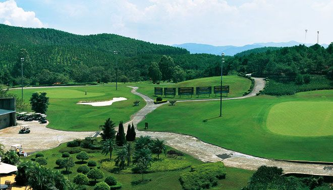 Zhaoqing Resort & Golf