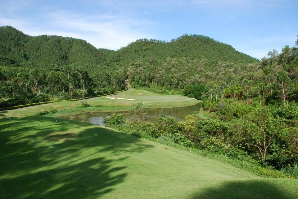 Yangjiang Lakefront Golf Club and Resort