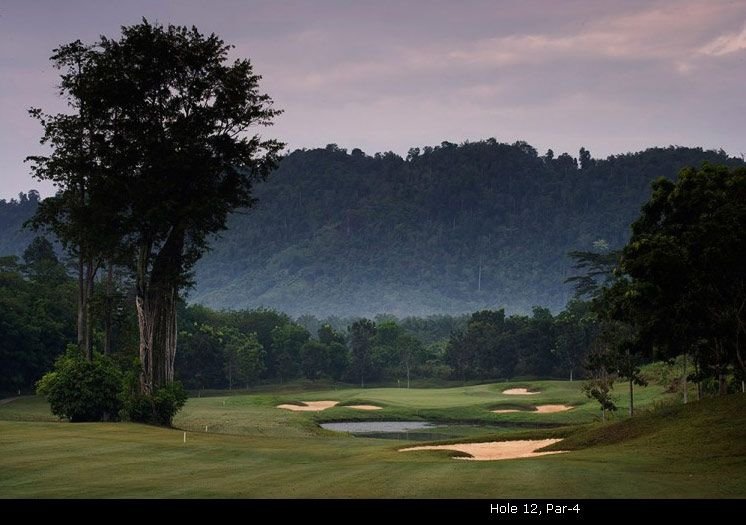 Sanshui Golf & Country