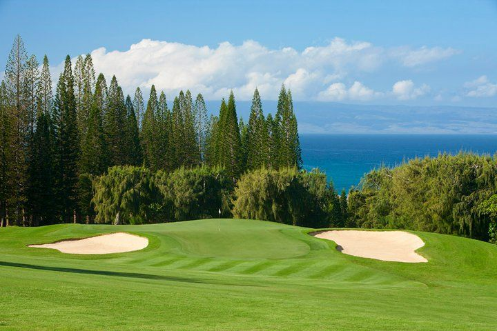 Real Time Reservations Of Golf Green Fees For Kapalua Bay