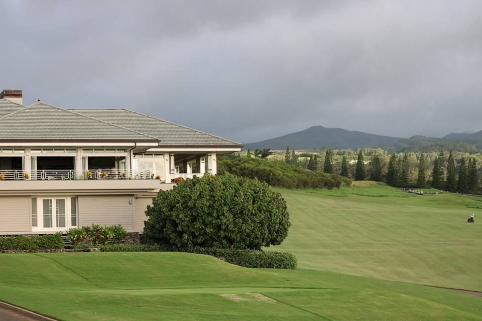 Kapalua Village Golf