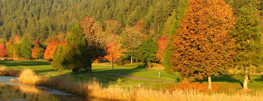 Golden Eagle Golf Course