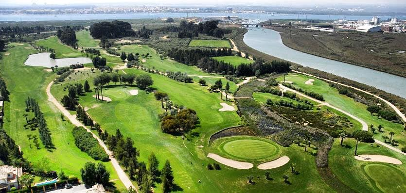 Isla Canela Golf Course