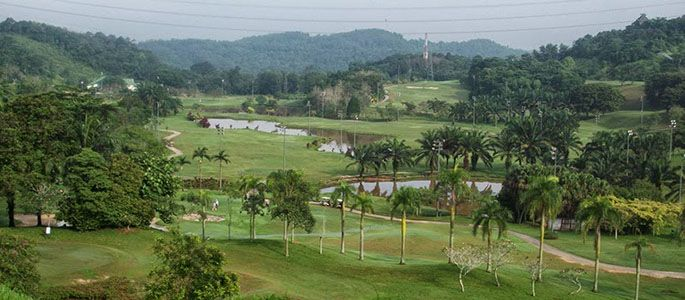 Bukit Unggul & Country Club