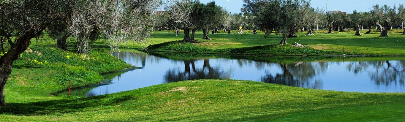 Flamingos Golf Course Monastir