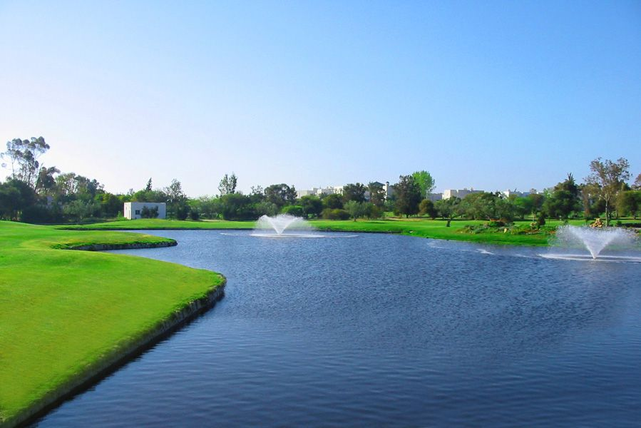 El Kantaoui Golf - Sea course
