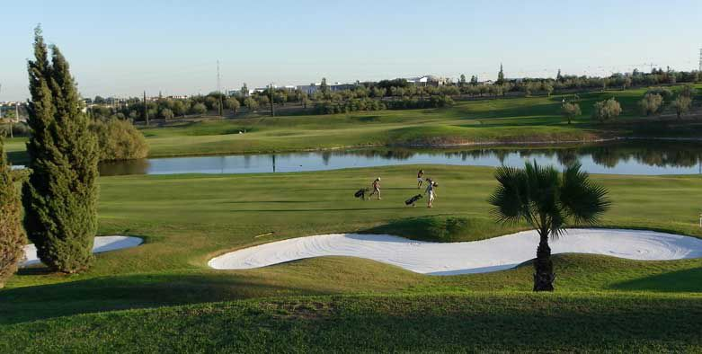 Zaudin Golf Course