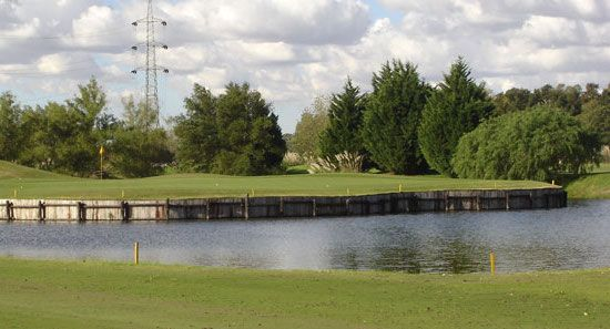 Las Delicias Golf Club