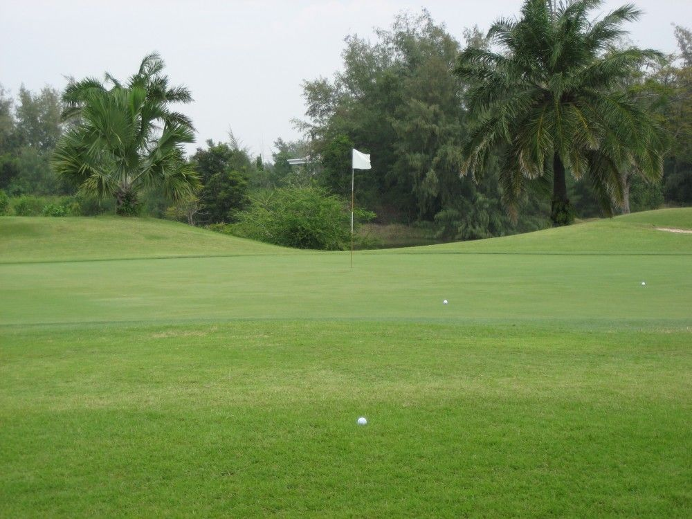 Crystal Bay Golf