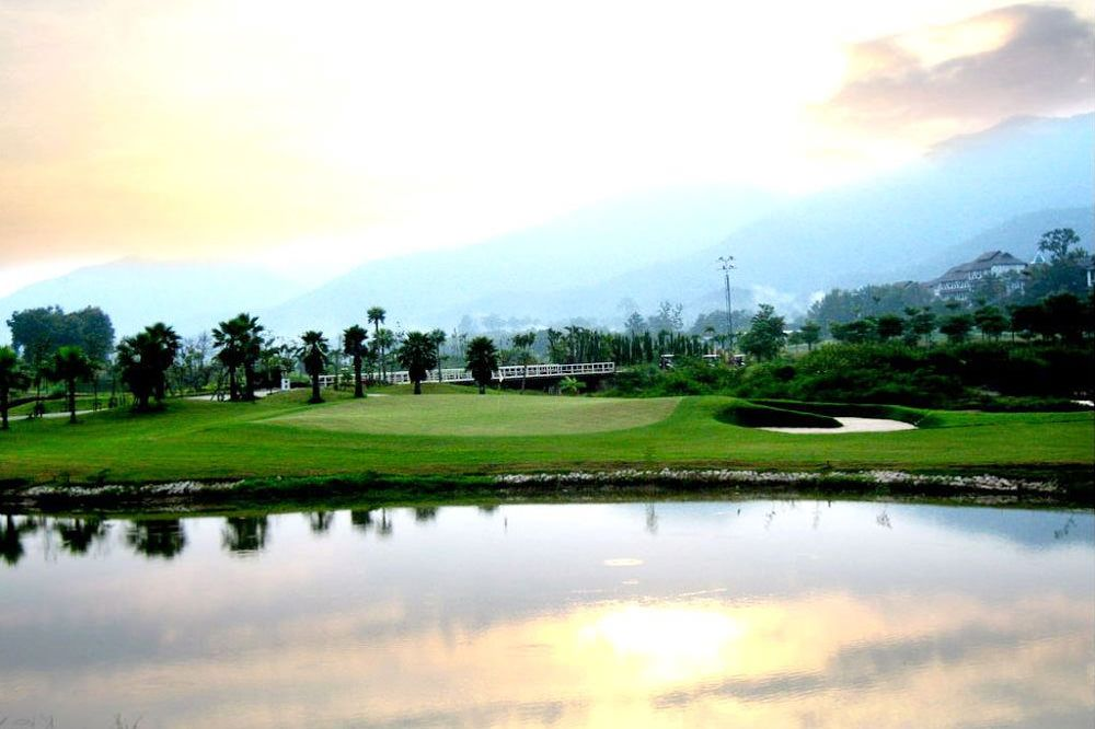Gassan Lake City Golf Club