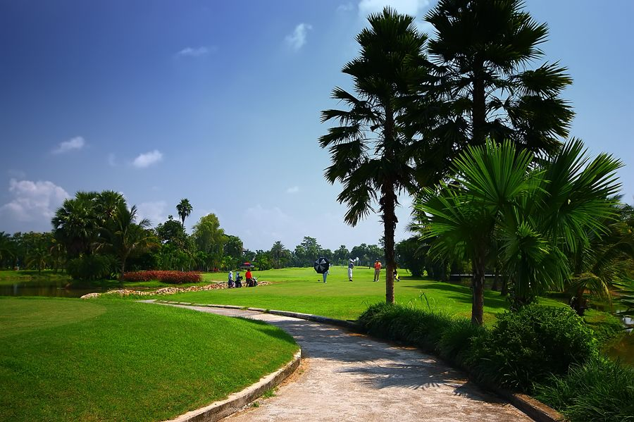 Chiangmai Green Valley Golf