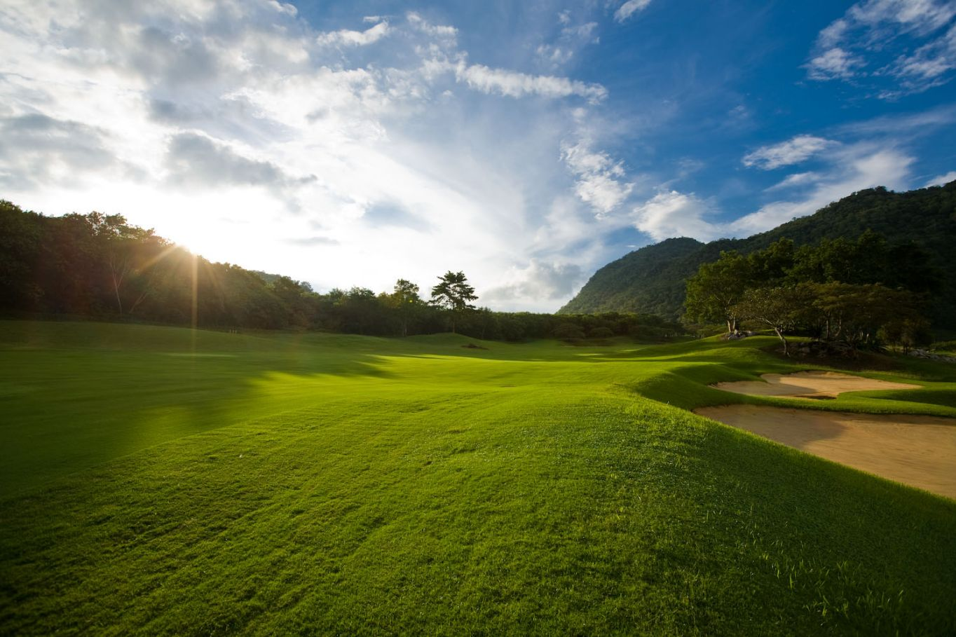 Mission Hills Khao Yai Golf