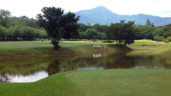 The Khao Cha-Ngok Golf