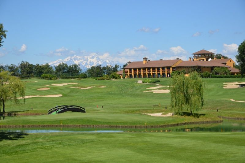 Golf Club Castelconturbia - The Pines Course