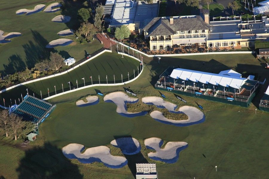 Royal Melbourne Golf