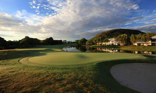 Hyatt Coolum Golf