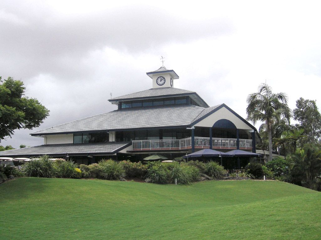 Robina Woods Golf