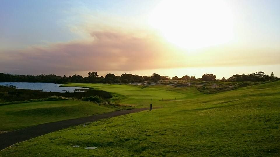 The Lakes Golf