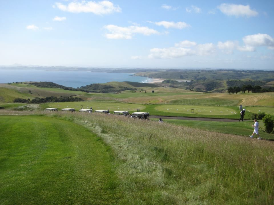 Kauri Cliffs Golf