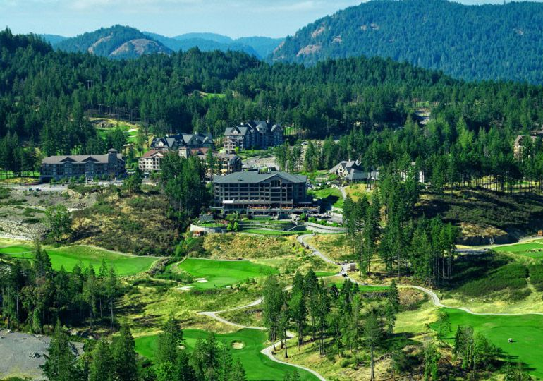 Westin Bear Mountain Golf