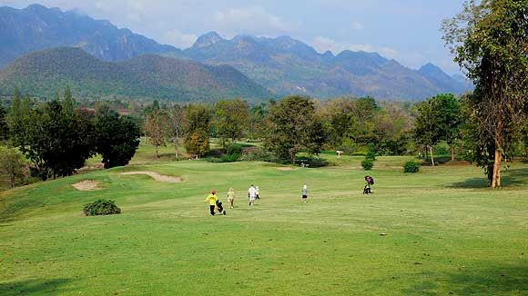 Riwer Kwai Golf & Country Club