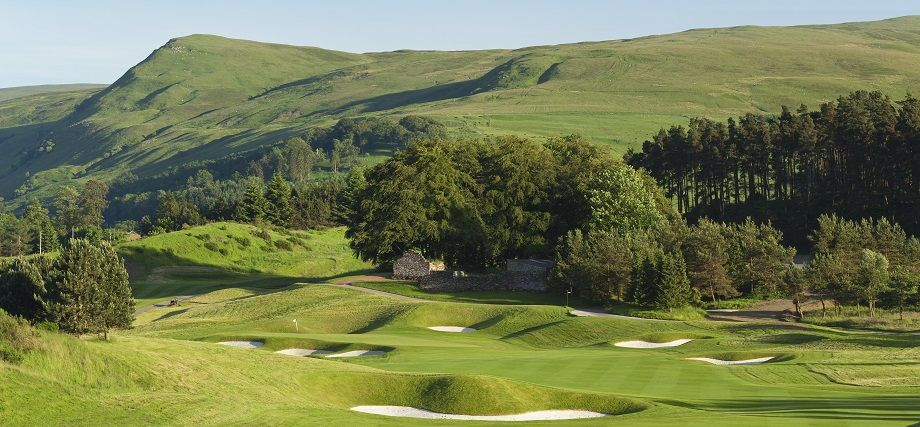 Gleneagles Golf - PGA Centenary