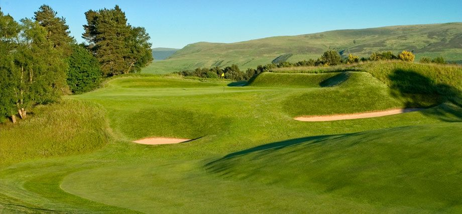 Gleneagles Golf - Kings Golf Course