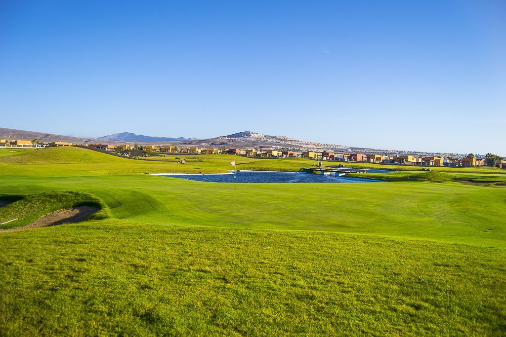 Salinas de Antigua Golf