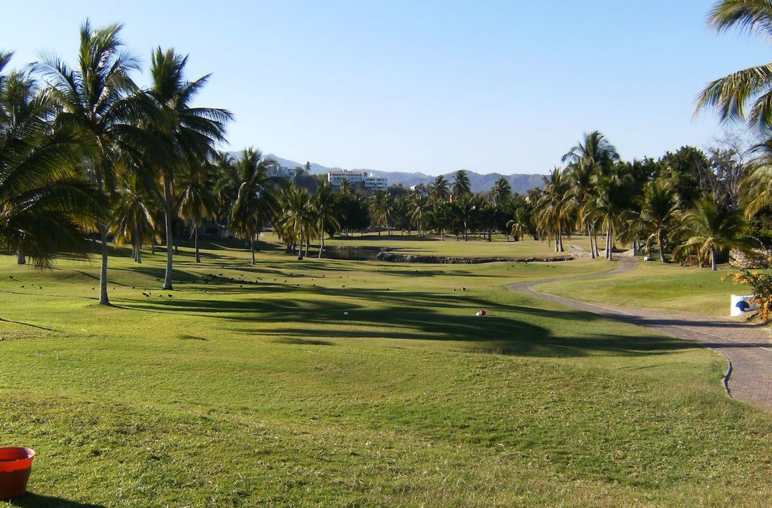 Las Hadas Golf - La Mantarraya Course
