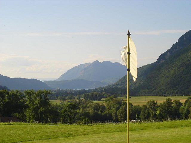 Golf de Giez Lac dAnnecy