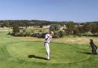 Saint Julien Golf Course