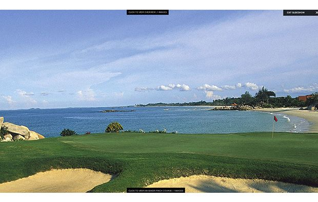 Bintan Lagoon Resort Jack Nicklaus Course