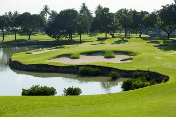 Sentosa Golf Club Serapong Course
