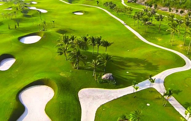 Diamond Bay Resort Golf Course