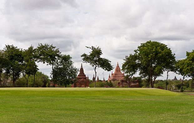 Bagan Golf Course
