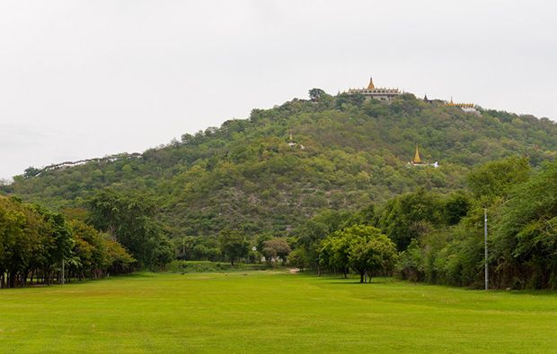 Shwe Mann Taung Golf Resort