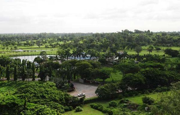 Yangon City Golf Course YCDC