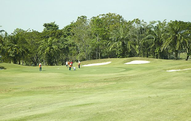 Pattaya Country Club Golf Resort