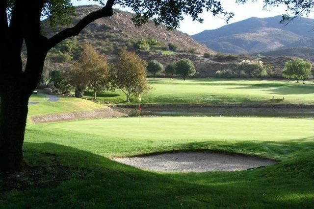 Steele Canyon Golf Club - Canyon/Ranch