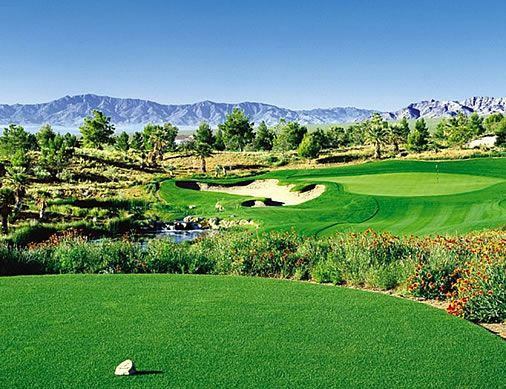 Primm Valley Golf Club/Desert