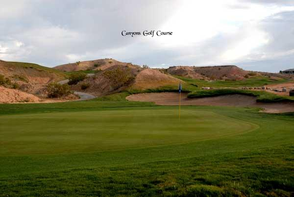Oasis Golf Club - The Canyons