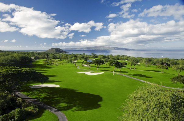 Wailea Golf Club -  Old Blue Course